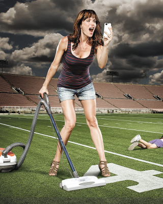 The League, Katie Aselton Picture for 640x1136