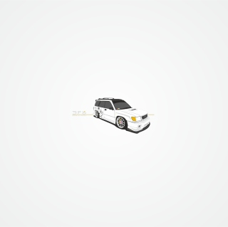 Subaru Forester Sf5 Wallpaper for iPad 2