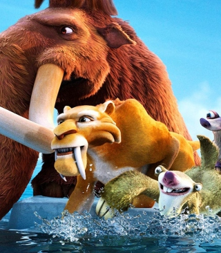 Ice Age Cartoon sfondi gratuiti per Nokia Lumia 925