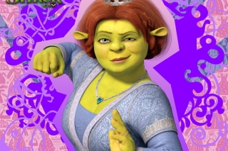 Fiona - Shrek Background for Samsung Galaxy A3