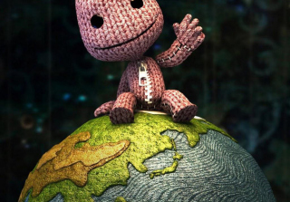 Little Big Planet Background for Android, iPhone and iPad