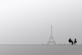 Kostenloses Eiffel Tower Drawing Wallpaper für Fullscreen Desktop 1280x1024