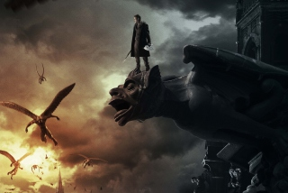 I Frankenstein 2014 Movie sfondi gratuiti per cellulari Android, iPhone, iPad e desktop