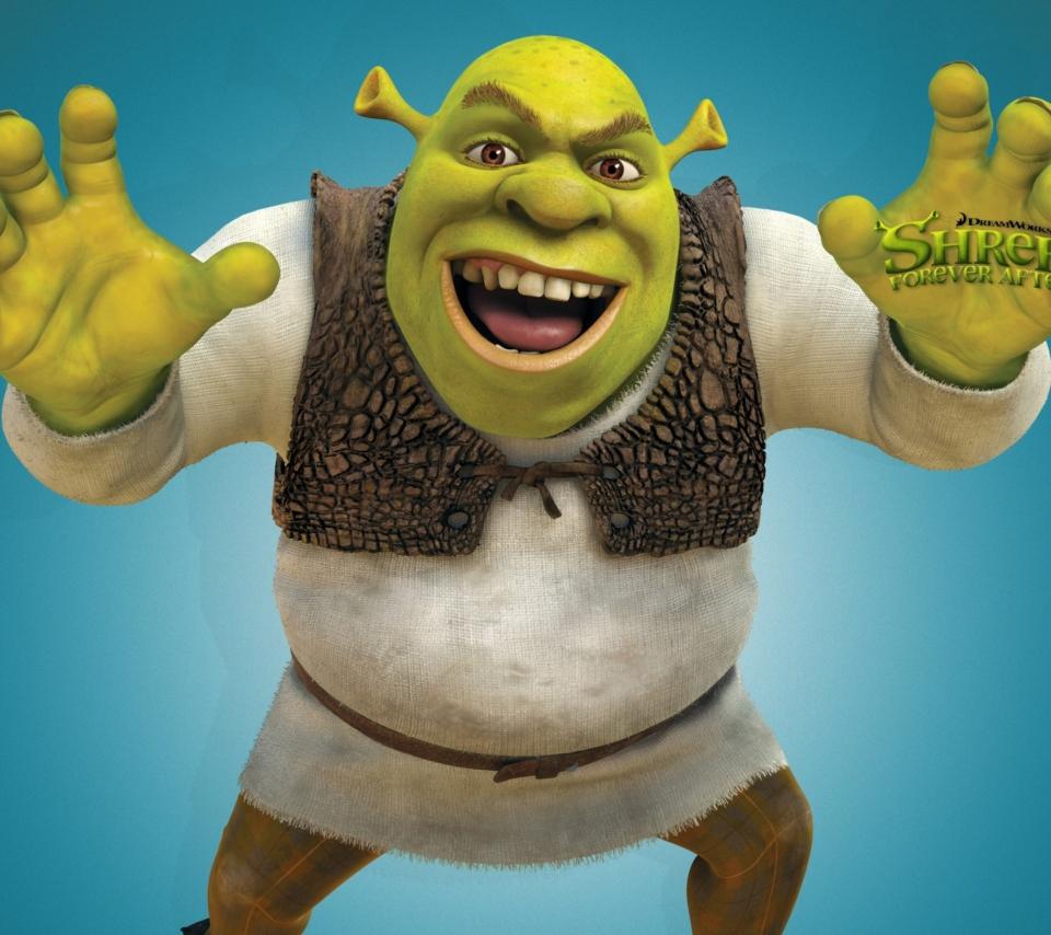 Shrek para Sony Ericsson XPERIA Neo V