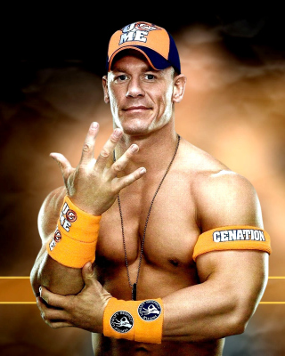 Free John Cena Picture for 132x176