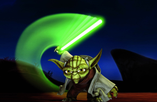 Kostenloses Star Wars: The Clone Wars Wallpaper für Android, iPhone und iPad