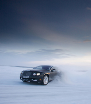 Bentley Continental GT Background for Nokia C6-01