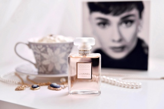 Chanel Coco Mademoiselle Perfume Picture for Android, iPhone and iPad