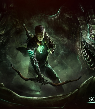 Scalebound Game Background for Nokia Lumia 1020