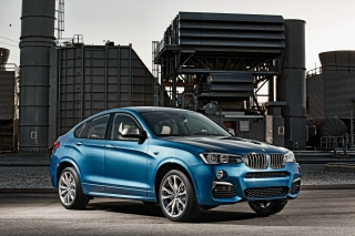 BMW X4 M40i Picture for Android, iPhone and iPad