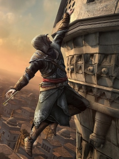 Screenshot №1 pro téma Assassins Creed 240x320