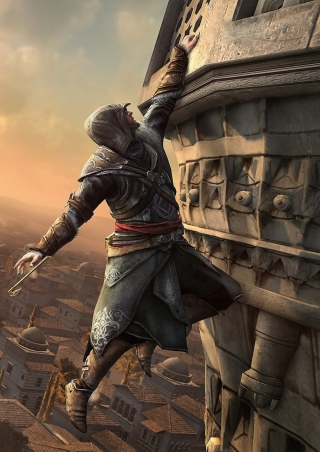 Assassins Creed Wallpaper for Nokia C1-01