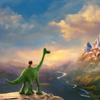 The Good Dinosaur sfondi gratuiti per iPad Air