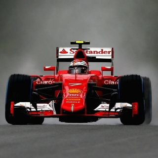 Ferrari SF15 T Picture for iPad mini