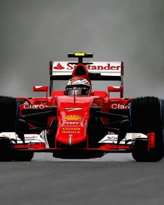 Ferrari SF15 T sfondi gratuiti per iPhone 6 Plus