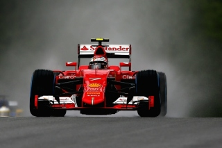 Ferrari SF15 T Picture for Android, iPhone and iPad