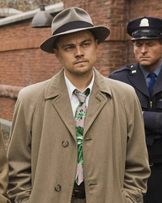 Shutter Island Background for Nokia Asha 306