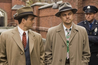 Shutter Island Wallpaper for Samsung P1000 Galaxy Tab