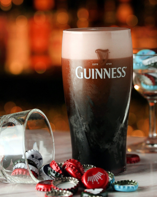 Guinness Beer Background for Nokia C2-03