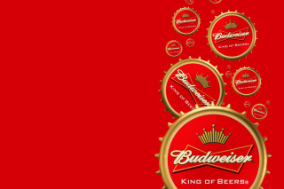 Budweiser Cap Wallpaper for Android, iPhone and iPad