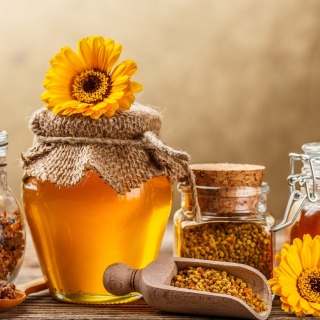 Honey from Greek Farm - Fondos de pantalla gratis para iPad 2