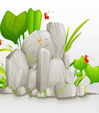 Lord Ganesha Background for HTC Titan