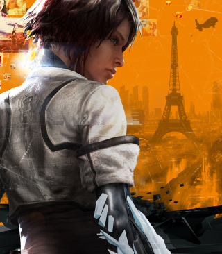 Remember Me Neo-Paris Video Game sfondi gratuiti per Nokia Lumia 925