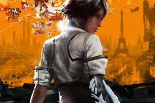 Remember Me Neo-Paris Video Game - Obrázkek zdarma pro Samsung Galaxy A5