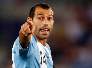 Javier Mascherano Picture for Android, iPhone and iPad