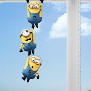 Free Despicable me 2, Minions Picture for LG KP105