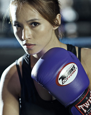 Free Boxing Picture for Nokia C-5 5MP