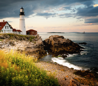 Free Cape Elizabeth, Maine Picture for 2048x2048