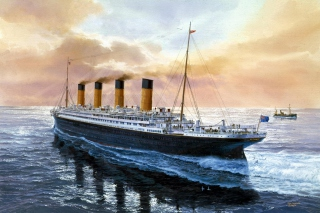 Titanic Wallpaper for Android, iPhone and iPad