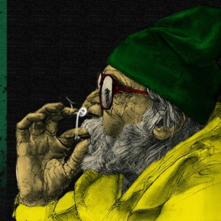 Rastafari and Smoke Weeds sfondi gratuiti per iPad Air