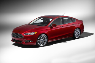 Free Ford Fusion Picture for Samsung I9080 Galaxy Grand