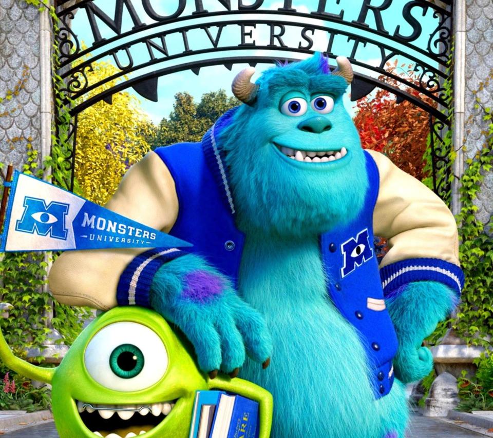 Monsters University para Sony Ericsson XPERIA Neo V