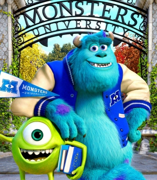 Monsters University sfondi gratuiti per Nokia C6