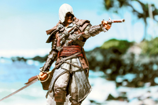 Assassins Creed IV: Black Flag - Obrázkek zdarma pro Desktop Netbook 1366x768 HD