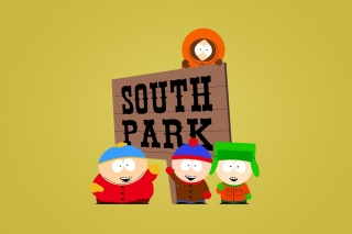 Free South Park Picture for Samsung Galaxy A3