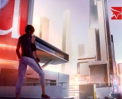 Screenshot №1 pro téma Mirror's Edge 2 New 176x144