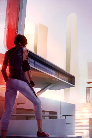 Mirror's Edge 2 New para Huawei G7300