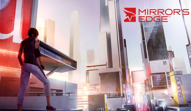 Screenshot №1 pro téma Mirror's Edge 2 New