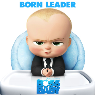 Free The Boss Baby Picture for iPad