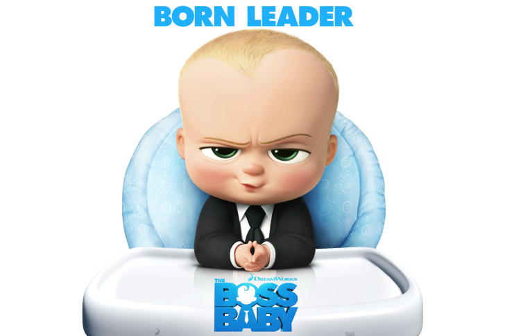 The Boss Baby wallpaper