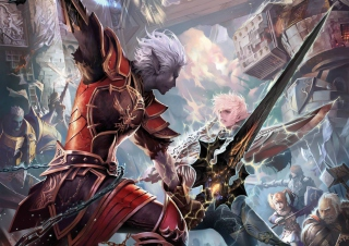 Lineage II sfondi gratuiti per cellulari Android, iPhone, iPad e desktop