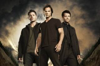 Supernatural Poster Wallpaper for Sony Xperia Z3 Compact