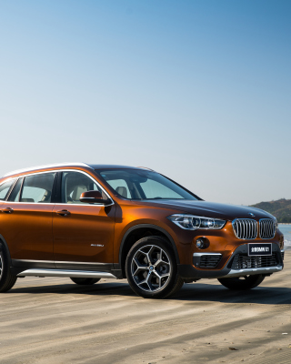 BMW X1 sfondi gratuiti per iPhone 6 Plus