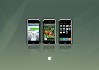 Apple iPhone - Fondos de pantalla gratis