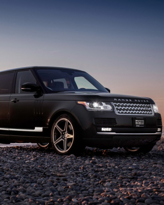 Range Rover Off Road Background for iPhone 6 Plus