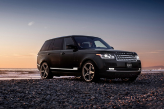 Range Rover Off Road Background for Android, iPhone and iPad